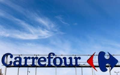 Carrefour choisit Oalia