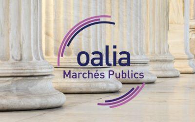 Oalia dope sa solution pour les marchés publics