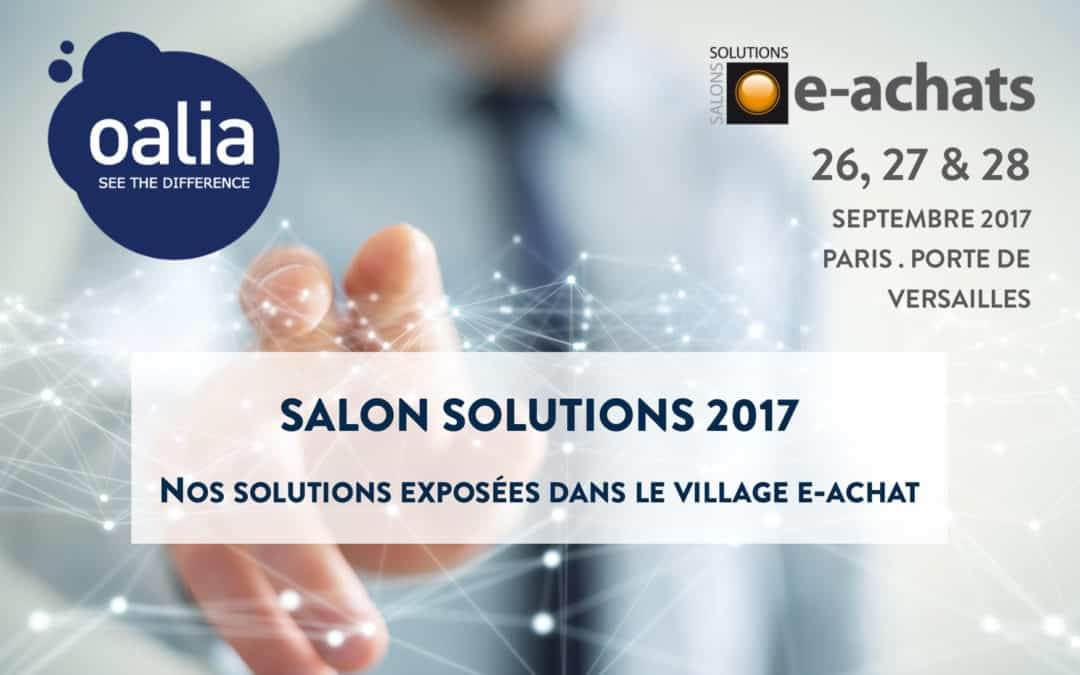 SALON SOLUTIONS 2017