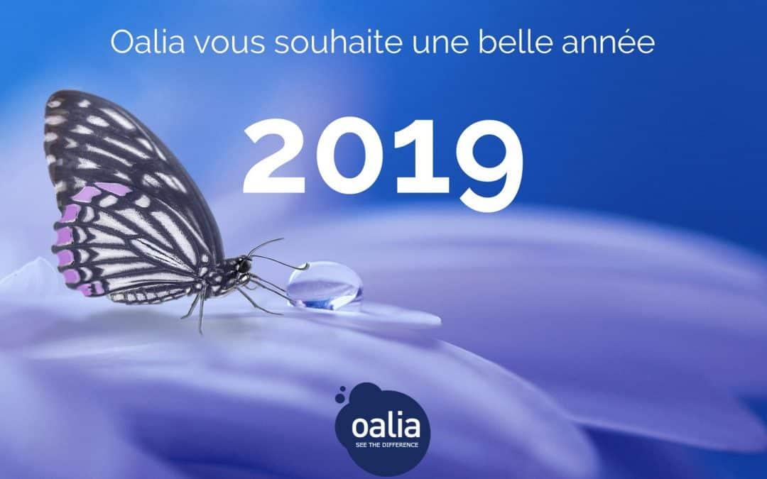 voeux oalia 2019