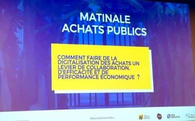 Achats Publics: le digital à l'appui des nouvelles feuilles de route – La Lettre des Achats 17 octobre 2019