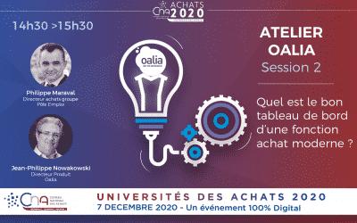 UDA 2020 – Participez à notre atelier le 7 décembre 2020 à 14h30 !