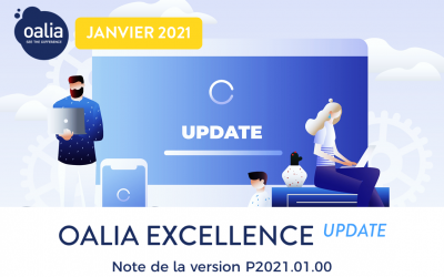 Oalia Excellence Update